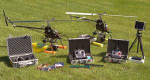 Набор оборудования для аэрофотосъемки