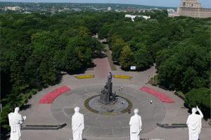 Аэрофотосъемка в Украине. Интерьерная фотография