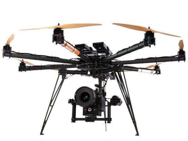 Октокоптер Cinestar компании Freefly Systems