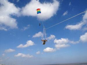 Аэросъемка с воздушного змея (KAP - Kite Aerial Photography)
